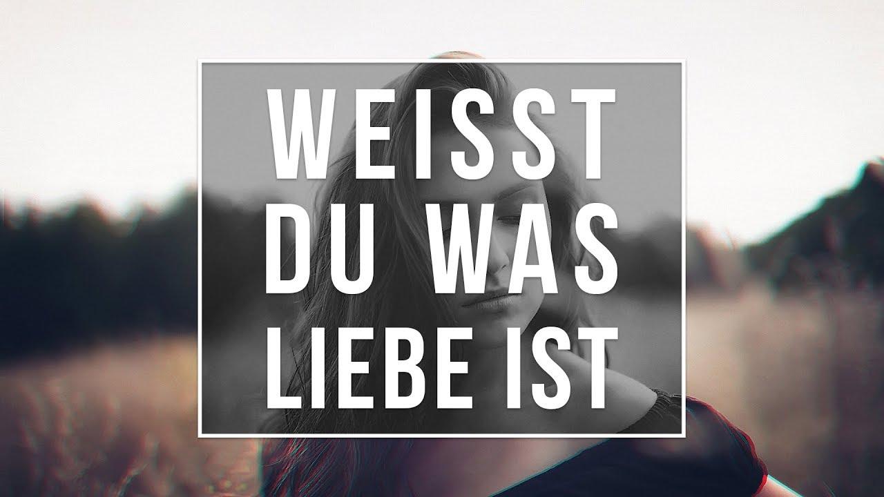Ced Feat Zate Weisst Du Was Liebe Ist Prod By Jurrivh Youtube