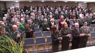 Obchody wojewódzki Hubertusa 2013 w Olsztynie