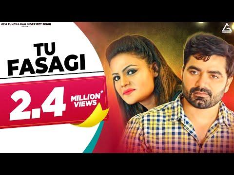 TU FASAGI - Vicky Kajla | New Haryanvi Songs Haryanavi 2019 | Raj Mawer, Sonam Tiwari | Andy Dahiya