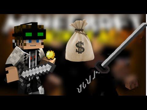 Banka Soygunu Bir Minecraft Filmi