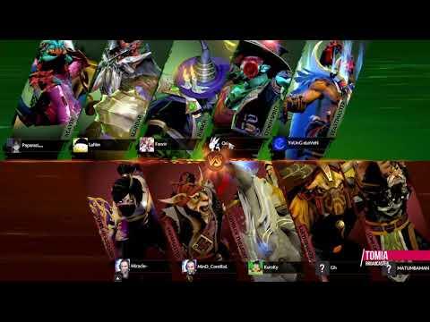 Dota Pit   Finals   Vici Gaming vs Team Liquid   Game 4   Caster: Tomia