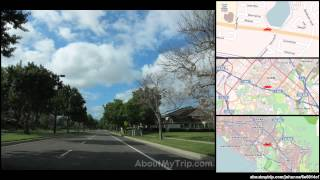 Strawberry Farm Road (Irvine, University Park, California) to Whisper Circle (Woodbridge)