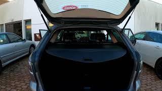 Panorama interno Mazda 6