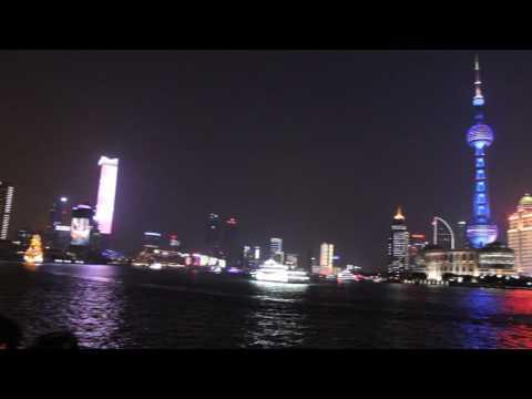 China 2017 primera noche en Shanghai