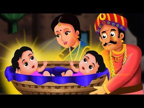 | Magical Basket story | Hindi Kahaniya for Kids | Moral Stories for Kids