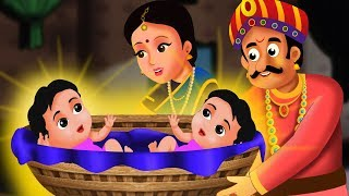 जादुई टोकरी की कहानी   Magical Basket story   Hindi Kahaniya for Kids   Moral Stories for Kids