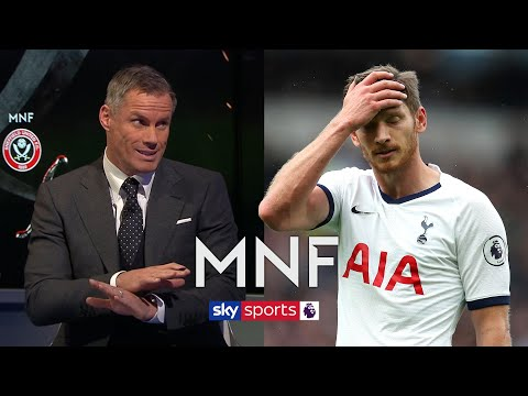 | Jamie Carragher analyses Tottenham's poor start to the season