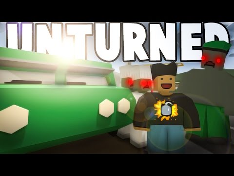 Unturned 3.14.6.0: Horde Beacon & Curated Items! APC Change, High Caliber Crates, Ranger Barrels Too