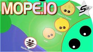 Mope.io - Killer Crocodile, Zebras, BEARS! - Mope.io Gameplay (New .IO Game u0026 UPDATE!)