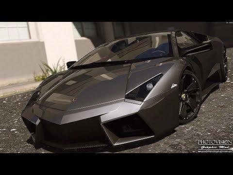 How to install Lamborghini Reventon into GTA5