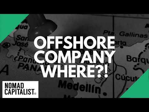 """Where Should I Incorporate My Company Offshore?"""