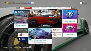 Forza Horizon 4 Fast XP & Money method!!!!!!!!