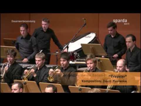 Traveler (David Maslanka)  - Bläserphilharmonie Baden-Württemberg