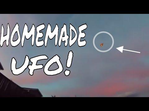How to make a UFO