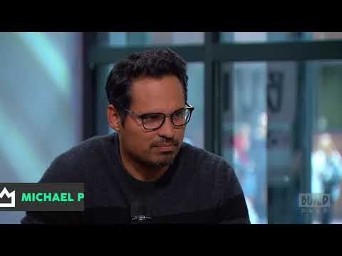 "Michael Peña Stops By To Talk About ""The LEGO Ninjago Movie"""