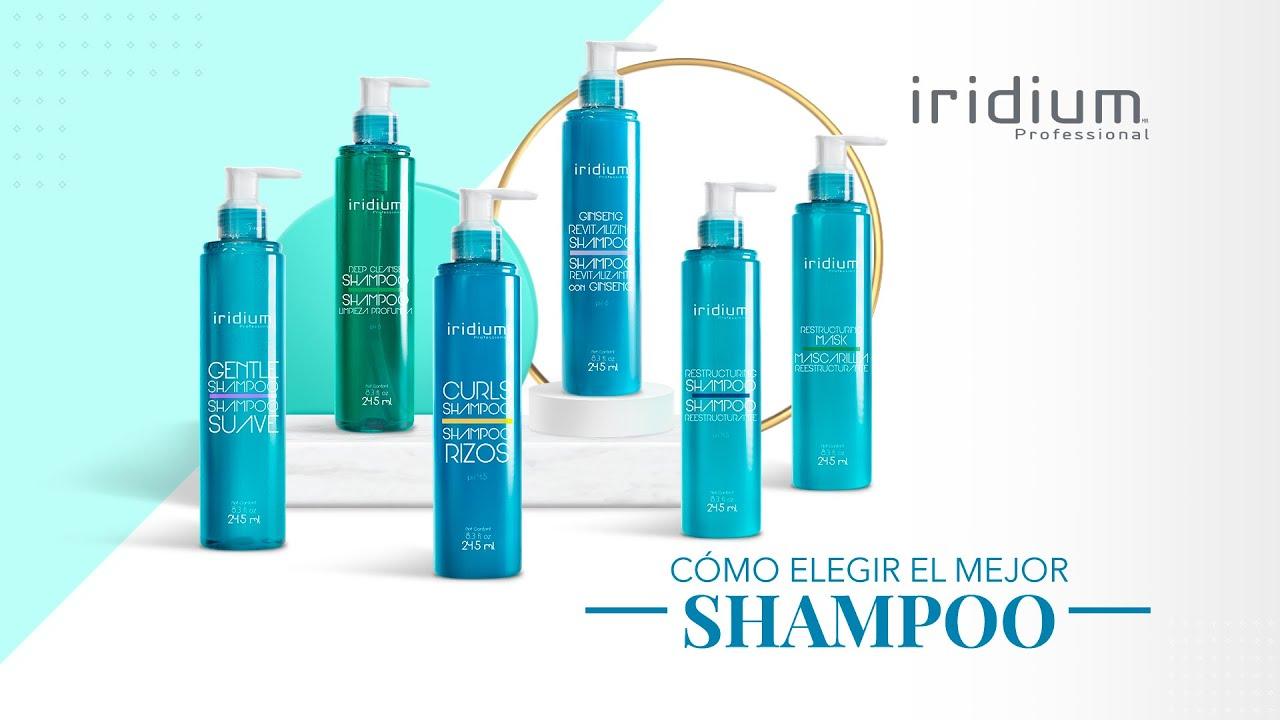 Cómo elegir el mejor Shampoo