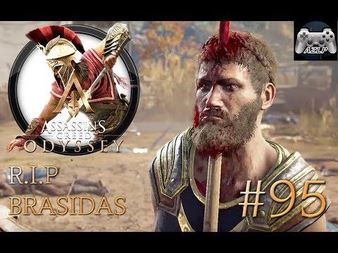 ASSASSINS CREED ODYSSEY #95 - R.I.P BRASIDAS | Assassins Creed Odyssey deutsch thumbnail