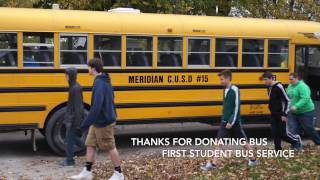 Meridian High School Pe Community Service Project 2014