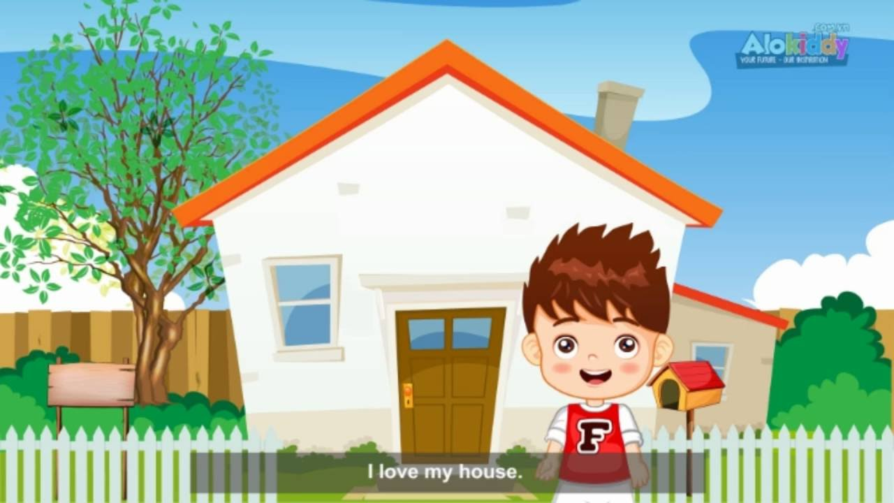 Hello felix conversation unit 28 my house learning for My house images