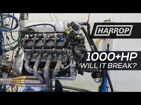 1000HP Stock Ford 7.3 Godzilla Supercharged | Harrop TVS2650