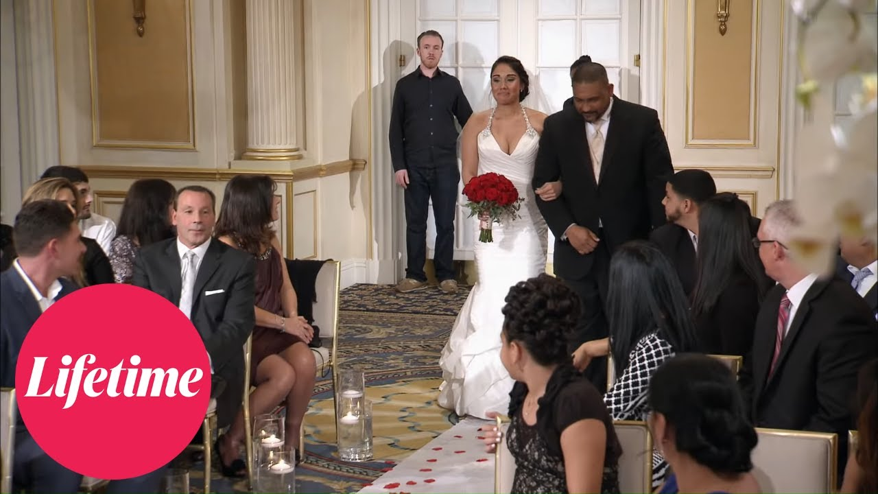 Married at First Sight: Jessica and Ryan D.'s Wedding (Season 2, Episode 2) | MAFS
