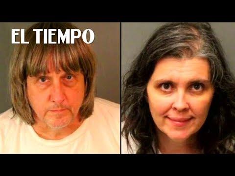 Pareja es acusada de tortura por mantener cautivos a 13 niños en California  | EL TIEMPO