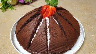 ВУЛКАН Торти Бомба рецепт Бунака маззали торт емагансиз Жуда осон