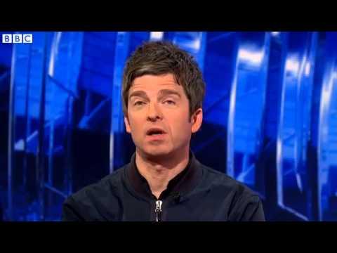 MOTD - Noel Gallagher On Whinger Mourinho 23 02 2015
