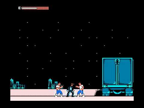 Terminator 2 Judgement Day NES Stage 1 Song