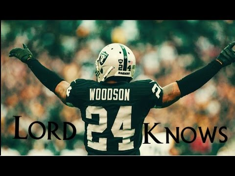 "Charles Woodson Career Highlights ""Lord Knows"""