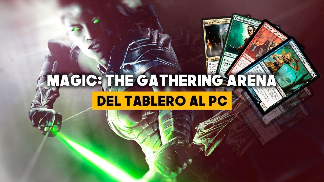MAGIC: The Gathering ARENA | Del tablero a tu PC