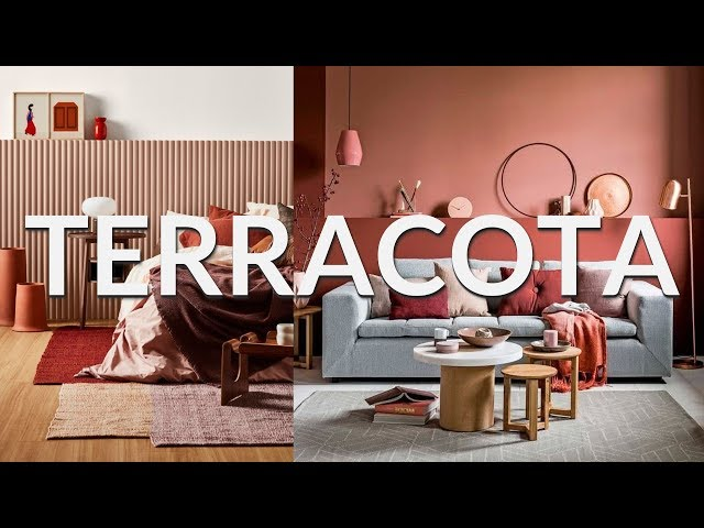 Como Combinar Correctamente El Color Rojo Pintura Y Decoracion De Interiores Colores Del Ano 2020 Youtube