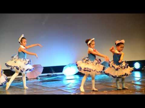 Ballet at Thai Culture center : Fongfa