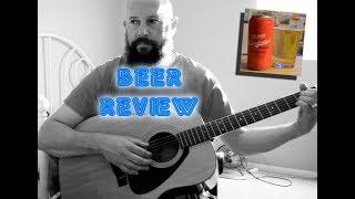 Occidental Brewing Pilsner Beer Review - Guitar Cover - Danny