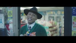 Repeat youtube video Pharrell Williams - Happy (12AM)