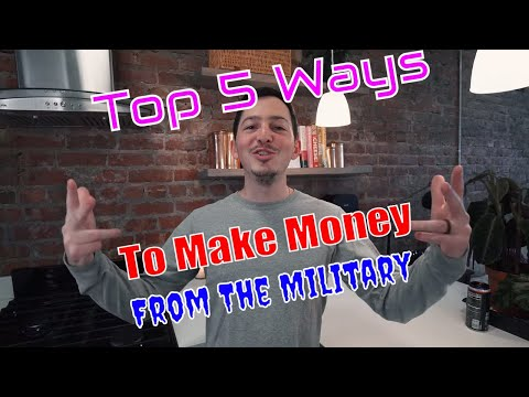 top-5-military-side-hustles-|-side-hustle-2020