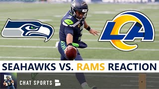 Seattle seahawks rumors and news after the win over los angeles rams. russell wilson didn't have his best game this week but did enough to come ...