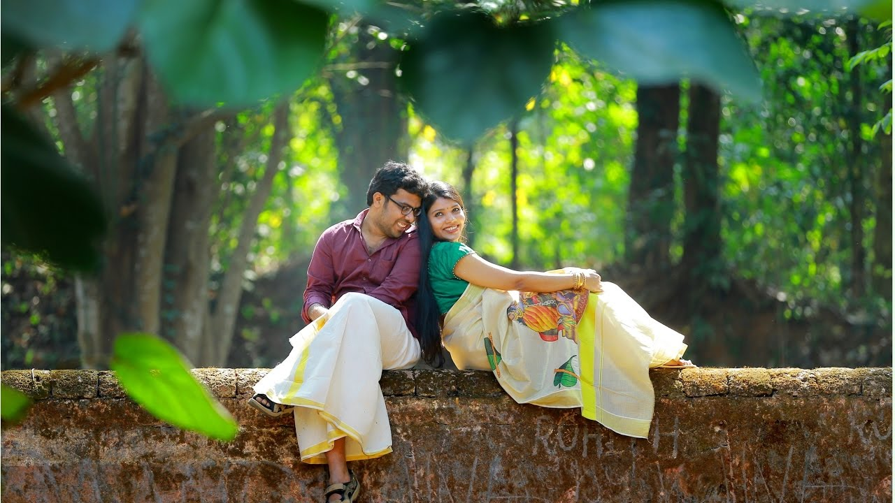 Kerala Wedding Outdoor Lithin Reshma Varnam Studio Pald