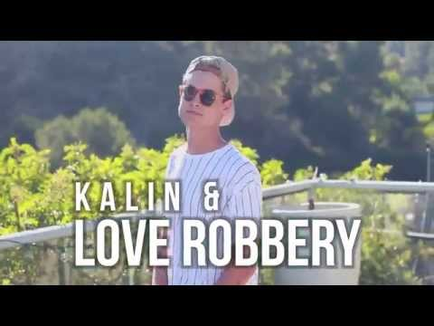 Kalin and Myles: Love Robbery (music video) - Kian Lawley + Ricky Dillon