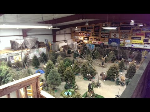 Archery Outfitters 3D Shoot January 2015