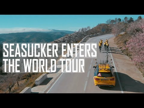 SeaSucker Enters The World Tour With Jumbo-Visma