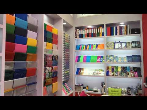 how to make a professional fair for stationery