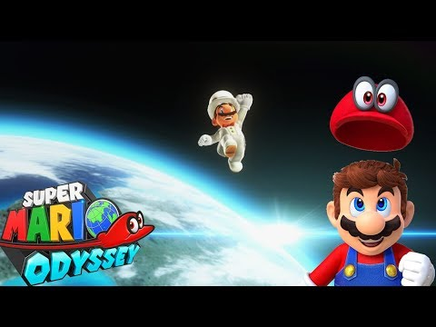 FUERA DE ESTE MUNDO 🚀🌎  - Super Mario Odyssey #10   En Español por ZetaSSJ