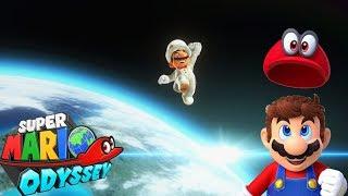FUERA DE ESTE MUNDO !! 🌎  - Super Mario Odyssey #10 | En Español por ZetaSSJ