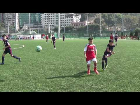 20170402 Kitchee U13 vs South China Second Half