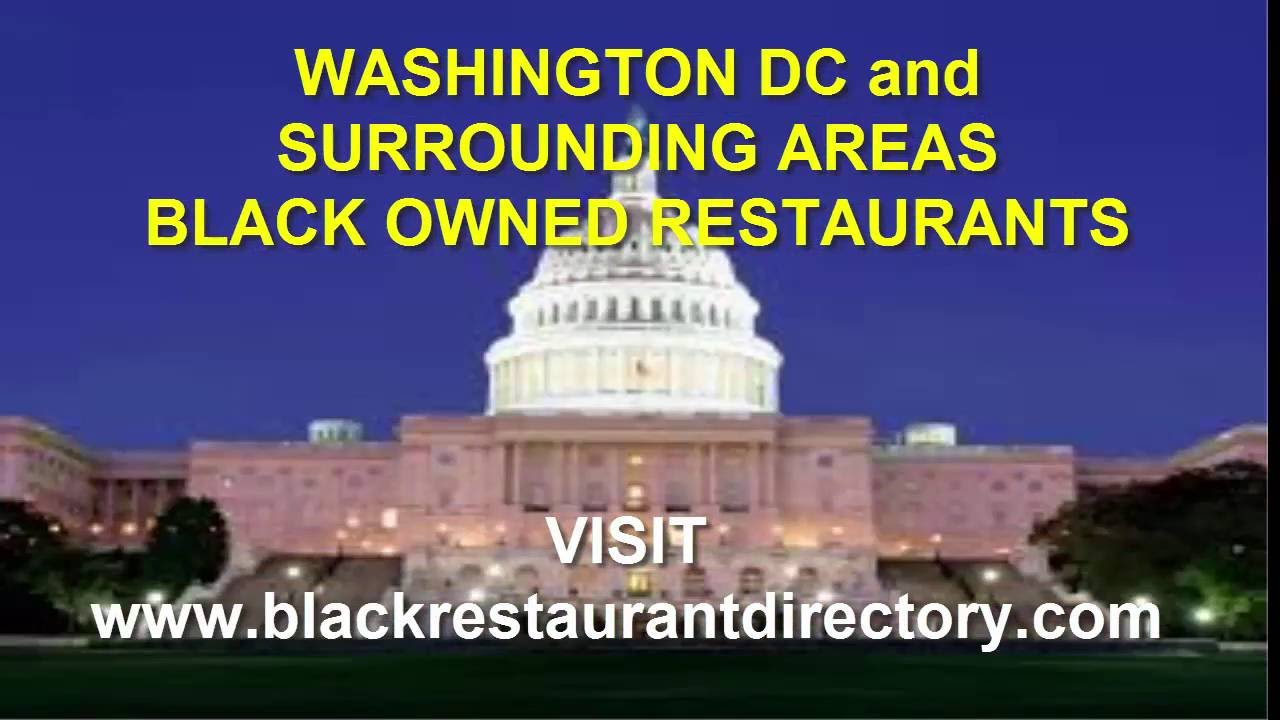 Soul Food Restaurants In Washington Dc