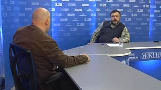 Олесь Бузина VS Сергей Поярков (интервью Олеся Бузины)