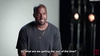 Kanye West on GOD MANIFEŠTATION AFFIRMATION AND SPIRITUALITY Woke Interview