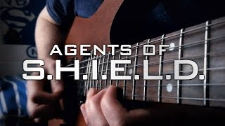 Agents of S.H.I.E.L.D. Theme on Guitar