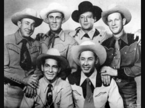 Sons of The Pioneers - Chant of The Wanderer -1941
